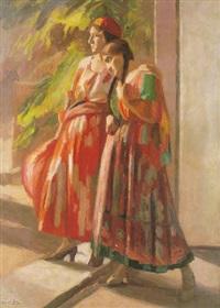 dos mujeres by rigoberto soler [perez]